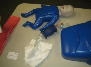 Infant First Aid and CPR Courses in Calgary