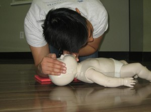 CPR rescues