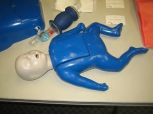 Infant First Aid and CPR Courses in Regina