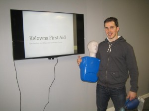 Infant First Aid and CPR Courses in Kelowna