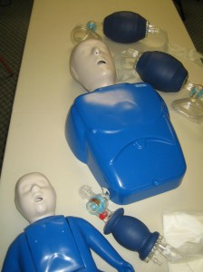 Infant CPR Courses in Nanaimo
