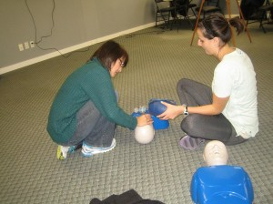 Infant CPR Courses in Lethbridge