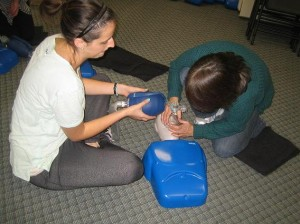 Infant CPR Courses in Halifax