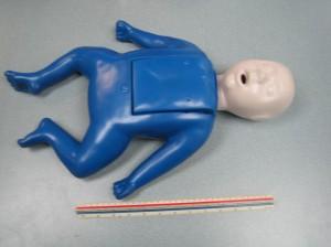CPR Manikin for Infant Training