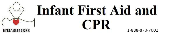 Infant first aid and CPR